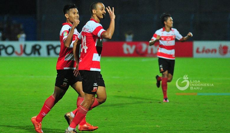 Tekanan Dirasakan Madura United Saat Menghadapi Bhayangkara FC