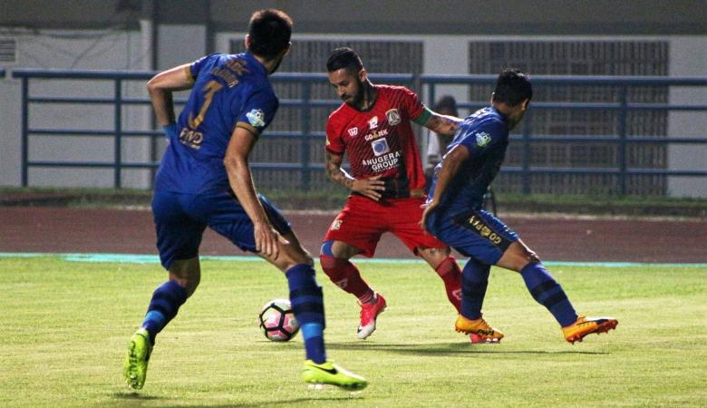 Bukan Gol, Mobilitas Marlon Bisa Buat Lini Depan Borneo FC Lebih Bertaji
