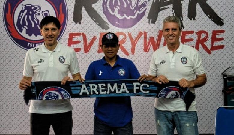 Harapan Arema bersama Petrovic