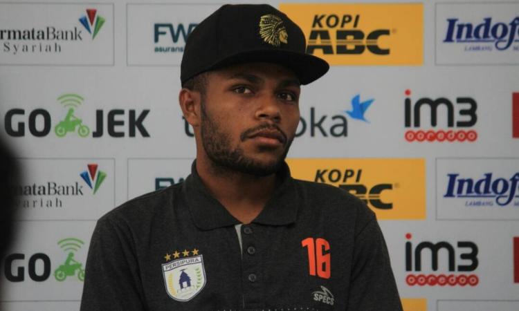 Yan Pieter Nasadith Sebut Tiga Pemain Persib yang Diwaspadainya