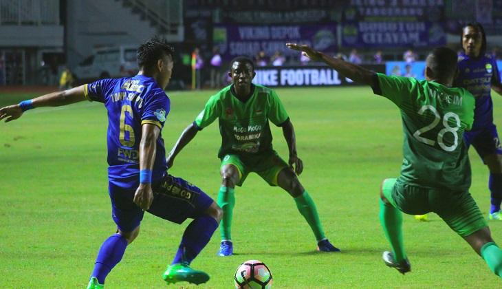 Live Streaming Persib vs PS Tira Dapat Disaksikan di Indosiar