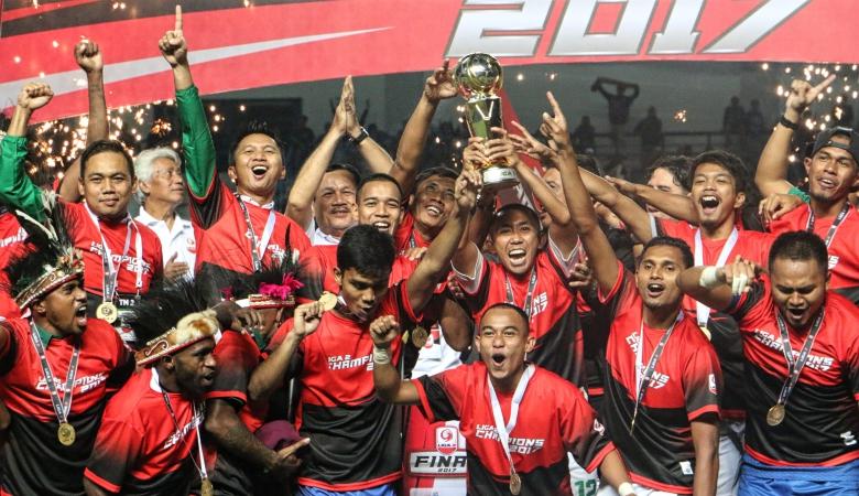 Persebaya Surabaya Juara Liga 2 2017