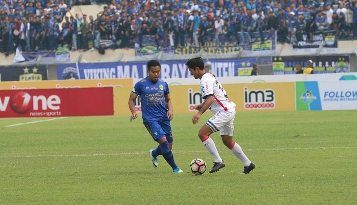 Tekanan Persib yang Tak Berdampak Apa-Apa bagi Bali United