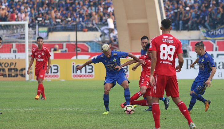 Hasil, Klasemen, dan Jadwal Selanjutnya Liga 1 2017 Pekan ke-23