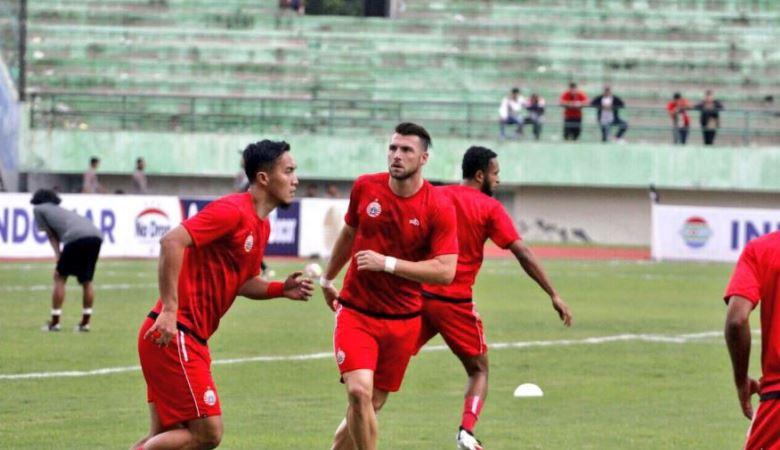 Persija Jakarta Hadapi Piala AFC dengan Lebih Tenang