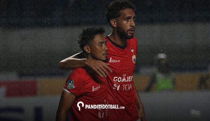 Ujian bagi Pertahanan Persija dari Bali United