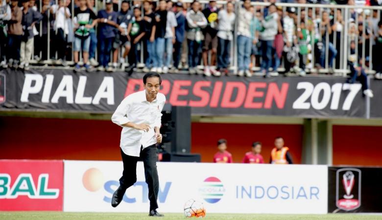 Piala Presiden Sebagai Penyelamat Gairah Sepakbola Indonesia di Periode Kelam
