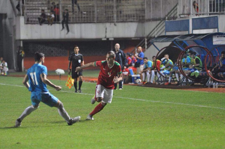 Rezaldi Hehanusa Gatal Ingin Bela Persija Jakarta Lawan Persib Bandung