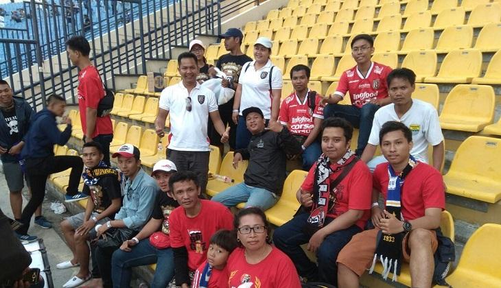 Salam Hangat dari Suporter Bali untuk Suporter di Seluruh Indonesia