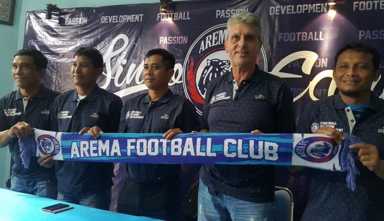 Tantangan Joko Susilo Sebagai Pelatih Kepala Arema FC