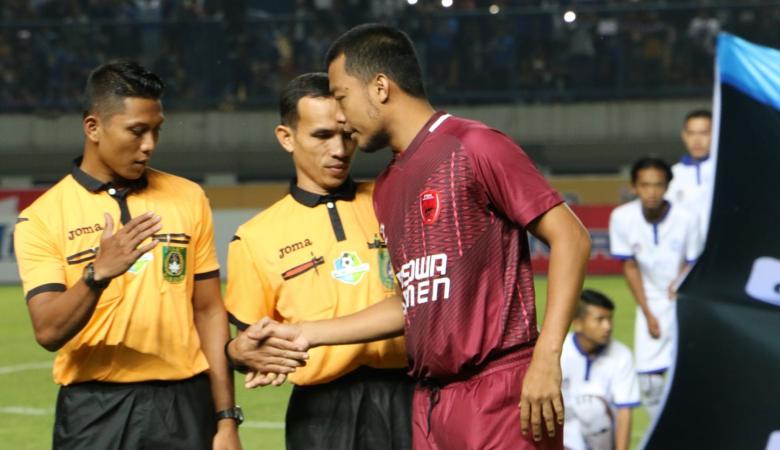 Hamka Hamzah Disanksi Dua Pertandingan