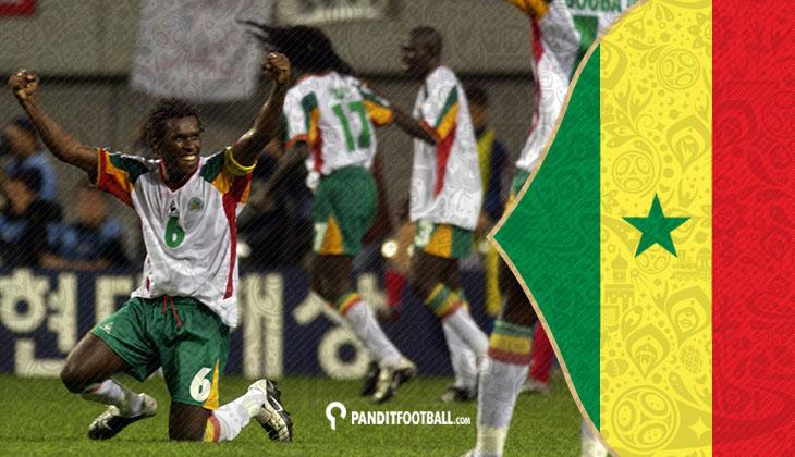 Kenangan Manis Piala Dunia Pertama Senegal