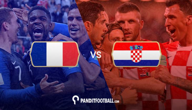 Prediksi Perancis vs Kroasia: Pertahanan Solid vs Agresivitas Menyerang