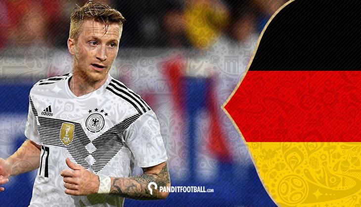 Timnas Jerman dalam Lima Kelompok Kecil