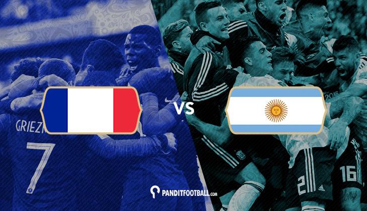 Prediksi Perancis vs Argentina: Jangan Berharap Banyak Gol