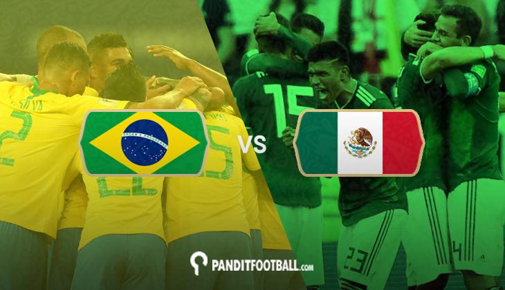 Prediksi Brasil vs Meksiko: Tergantung Coutinho dan Lini Tengah Brasil