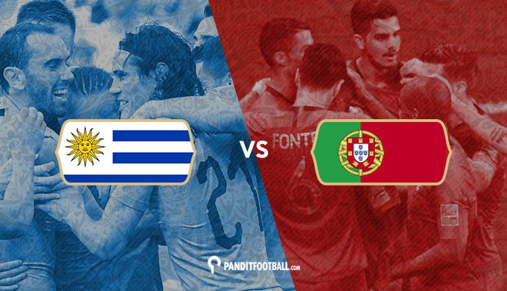 Prediksi Uruguay vs Portugal: (Sedikit) Set Piece Penentuan