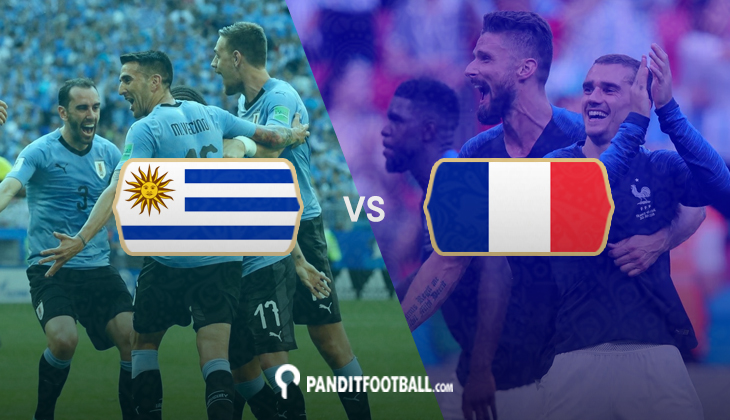 Prediksi Uruguay vs Perancis: Bukan Hanya Cavani