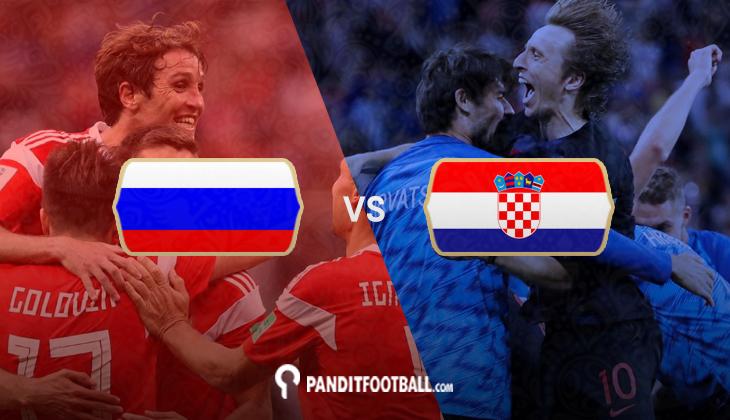 Prediksi Rusia vs Kroasia: Adu Penalti Lagi?