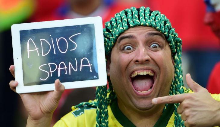 Ancaman Spanyol Ditendang dari Piala Dunia adalah Nyata