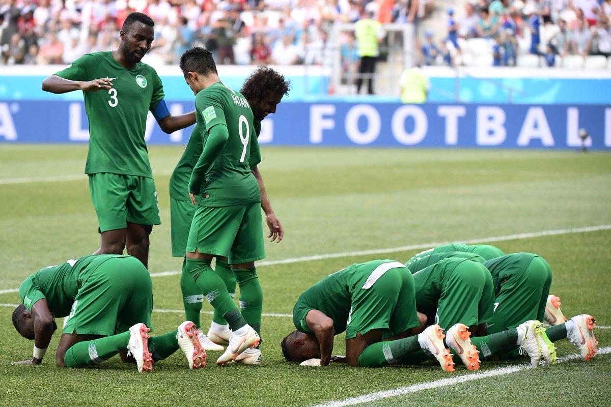 Kemenangan Arab Saudi yang Pertama dan Terakhir