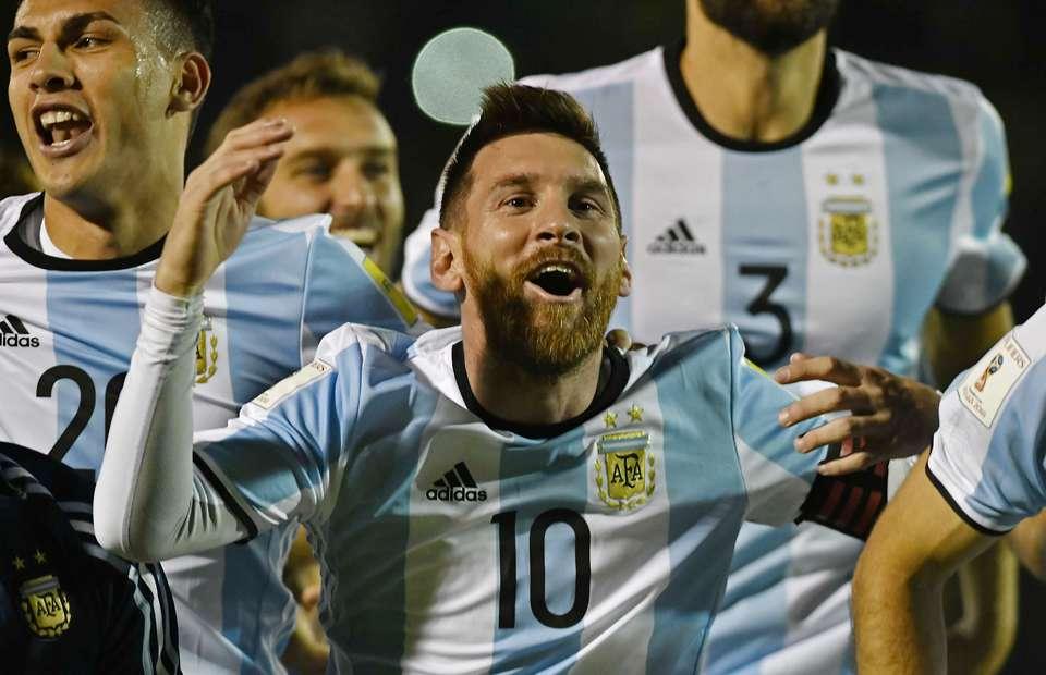 Argentina Bermain Untuk Messy Pandit Football Indonesia