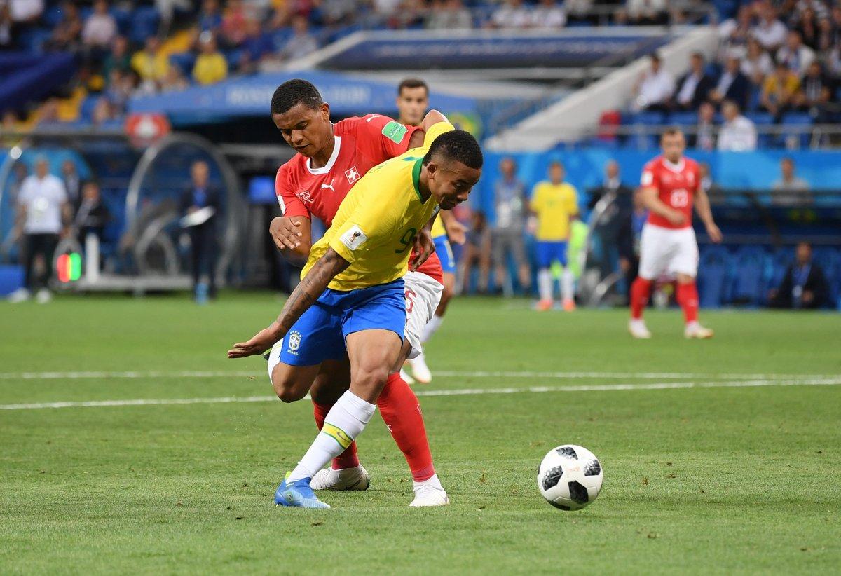 Brasil dan Swiss Berbagi Angka di Laga Perdana