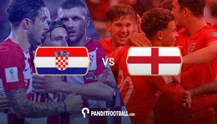 Prediksi Kroasia vs Inggris: Inggris Diuntungkan Kelelahan Kroasia