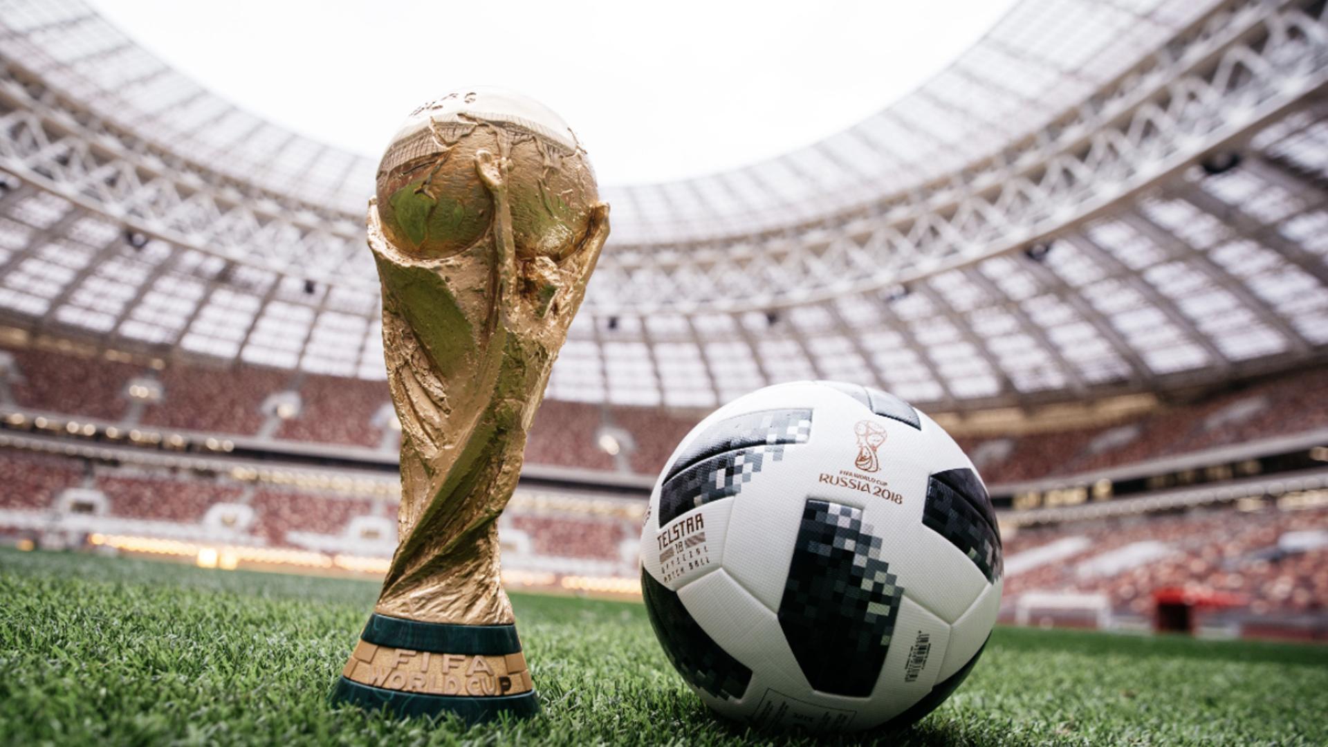 Jadwal Lengkap Piala Dunia / World Cup 2018