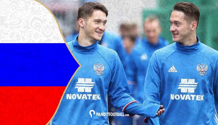 Kembar Baru Timnas Rusia