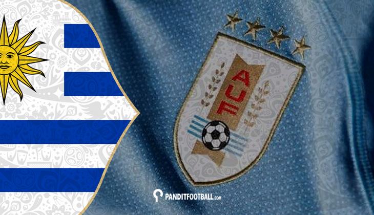 Empat Bintang di Logo Uruguay