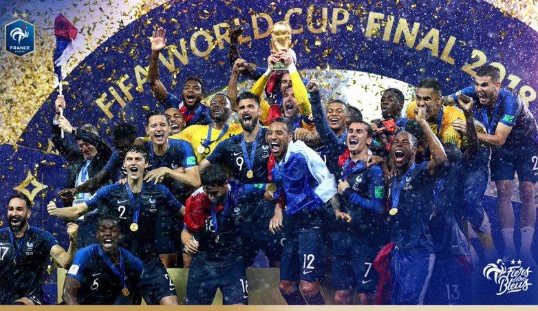 Kegemilangan Pogba Antarkan Perancis jadi Juara