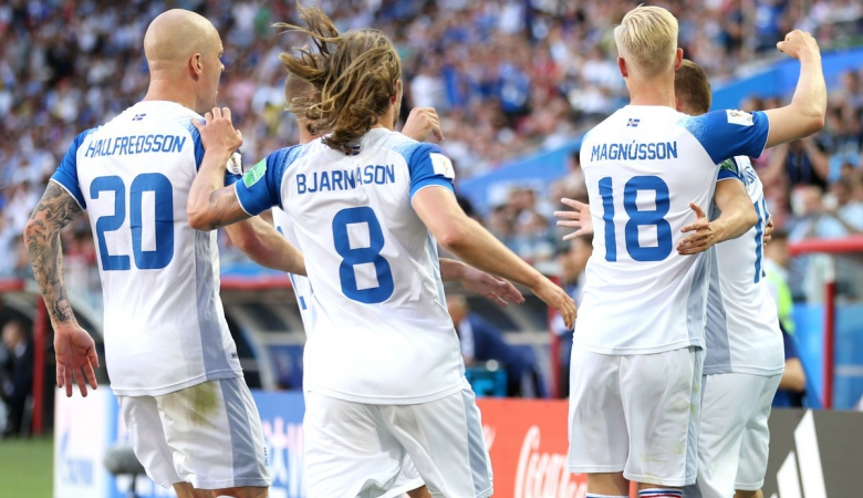 Islandia Paksa Argentina Berbagi Angka