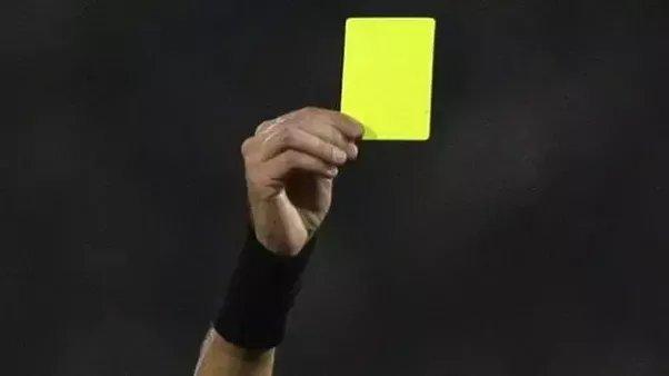 Pemutihan Kartu di Semifinal