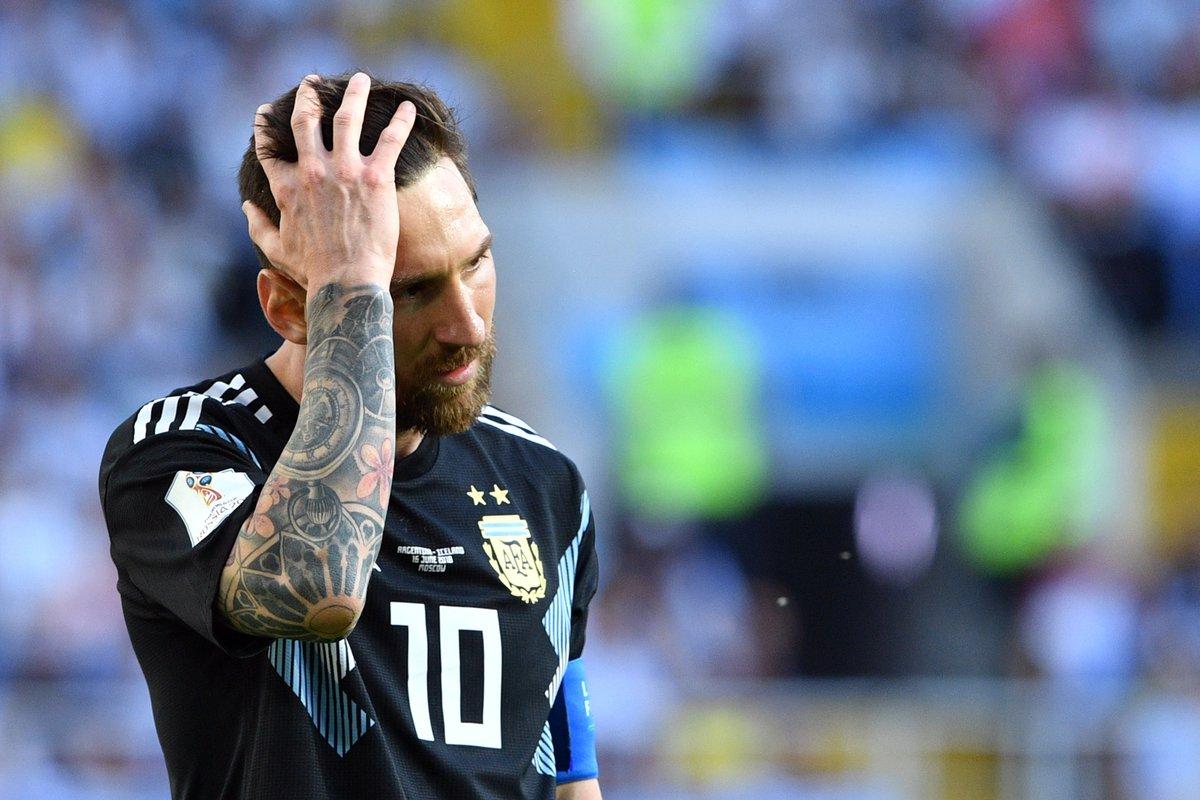 Messi Masih Belum Ingin Membela Timnas Argentina