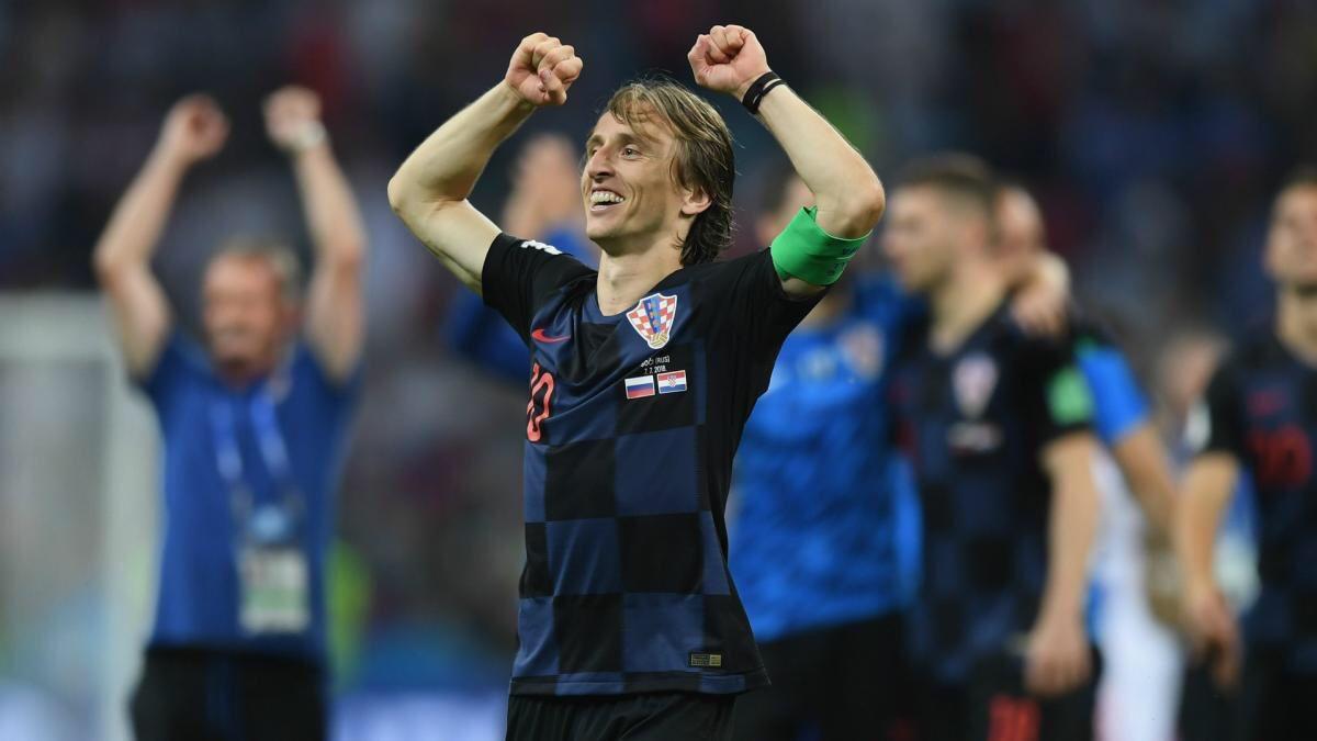Kesempatan Modric untuk Dicintai Kroasia Kembali