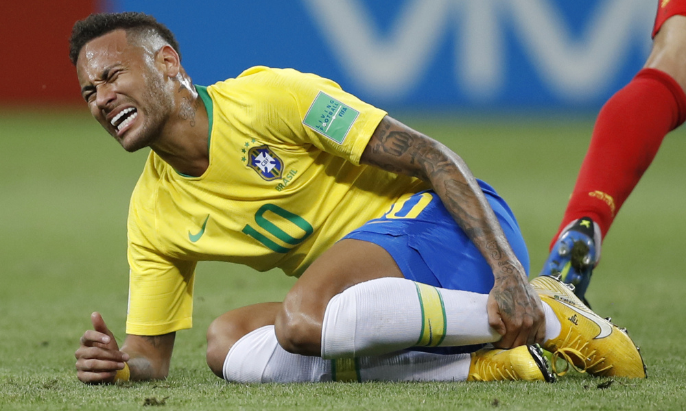 Neymar Sempat Membenci Bola Usai Piala Dunia