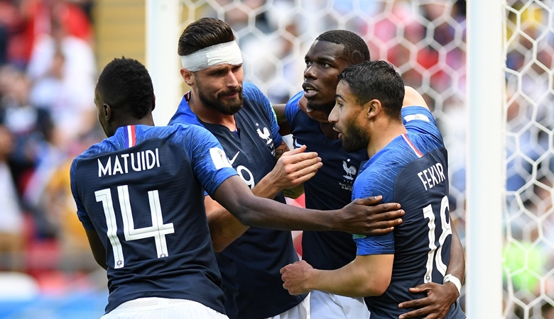 Perancis Kalahkan Australia dengan Bantuan VAR dan GLT