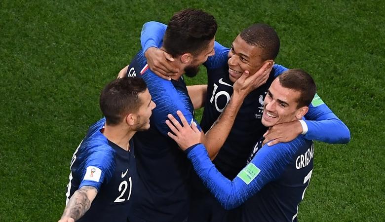 Giroud Kembali Jadi Kunci Kemenangan Perancis