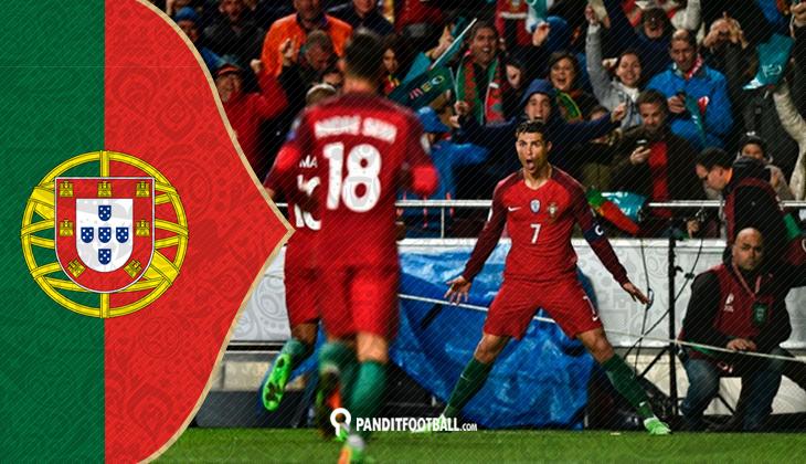 Ronaldo Lebih Baik dari Generasi Emas Portugal