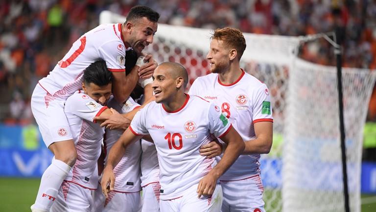Tunisia Akhiri Rekor Tak Pernah Menang di Piala Dunia