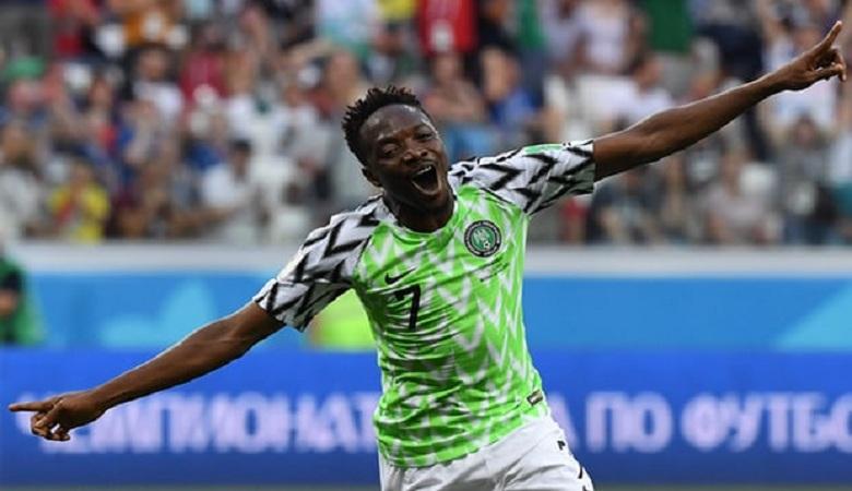 Ada Argentina dalam Kemenangan Nigeria