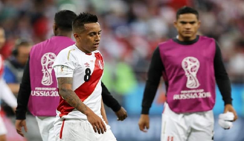 Ketika VAR Tidak Membantu Peru