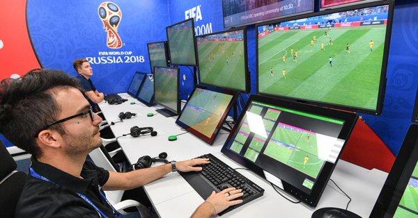 Cara VAR Bekerja di Piala Dunia