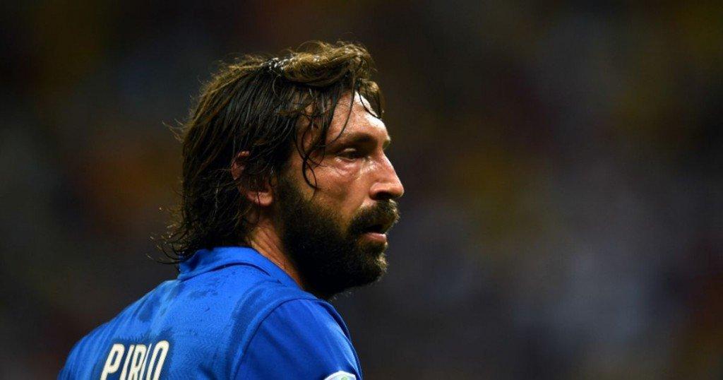 Melihat Duel Juventus vs AC Milan lewat Sosok Andrea Pirlo