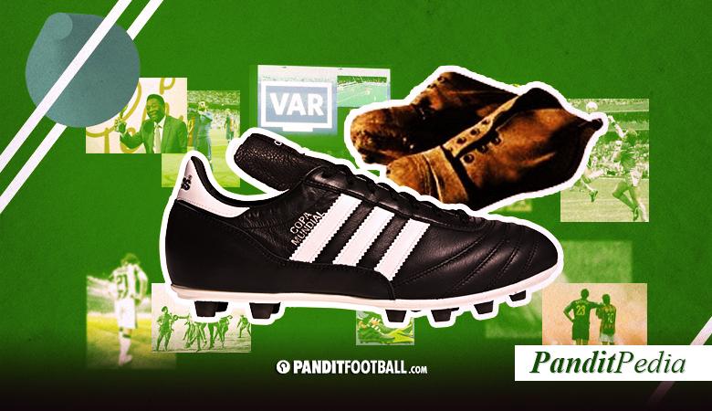 Sejarah Perkembangan Sepatu Sepakbola dari Masa ke Masa