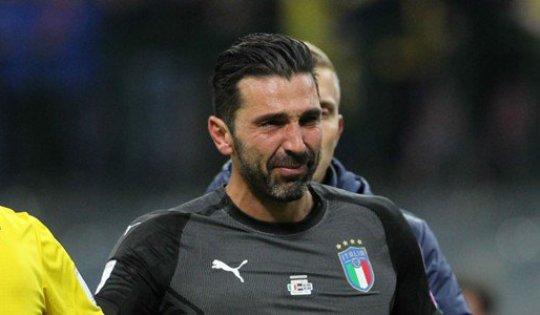 Tangisan Buffon, Tangisan untuk Sepakbola Italia