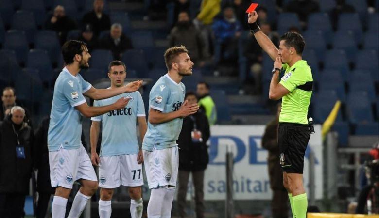 Ketika Wasit Serie A Diprotes karena Unggahan Media Sosialnya