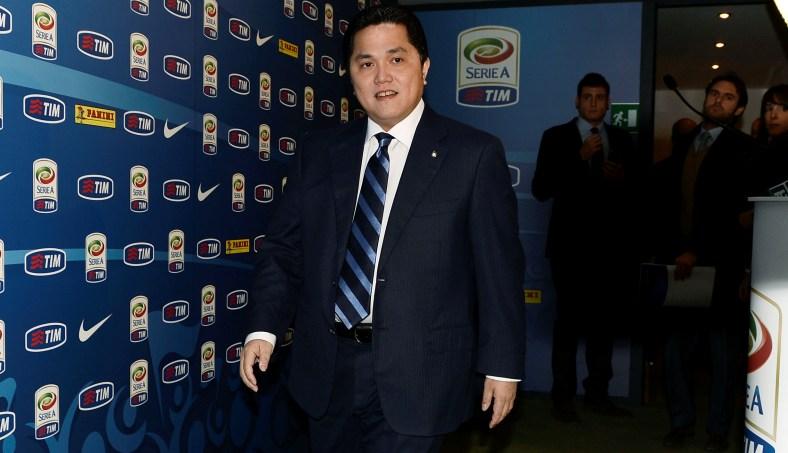 Erick Thohir: Saya Fans Inter Milan Sejak Mereka Merekrut Trio Belanda.....
