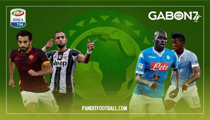 Piala Afrika 2017 Tidak Mengurangi Kekuatan di Serie-A